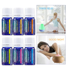 Ultimate 100% Pure Compound Oils Fragrance for Body Massage Bath Aromatherapy Relaxation Refreshing 10ml/pc 6pcs