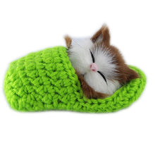 Super Cute Gifts Christmas Birthday Shoe Kittens Doll Cats Plush Cute Toys Kids Appease - sellhotproducts