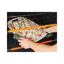 Silicone Oven Rack Guard The Original Heat Resistant special interlocking design (Pack of 2) - sellhotproducts
