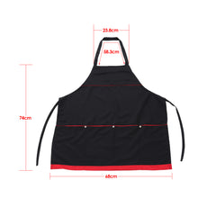 Pockets Salon Apron for Barber Hair Cutting Dyeing Cape Cloth Hairdresser Hairdressing - sellhotproducts