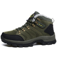 Waterproof Men Hiking Boot Winter Warm Climbing Shoes Men Outdoor Safety Trainer Boots Sport Camper - sellhotproducts