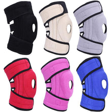 Support Knee Pads Silicone - Non-slip Breathable - Climbing Sports-  Leg Knee Protector - Cycling Hiking