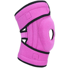 Support Knee Pads Silicone Non-slip Breathable Climbing Sports Leg Knee Protector Cycling Hiking
