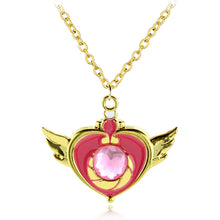 Sailor Moon Pendants Accessories Cosplay Jewelry Choker Necklace Sailor Moon Necklace for Girl Women Gift - sellhotproducts