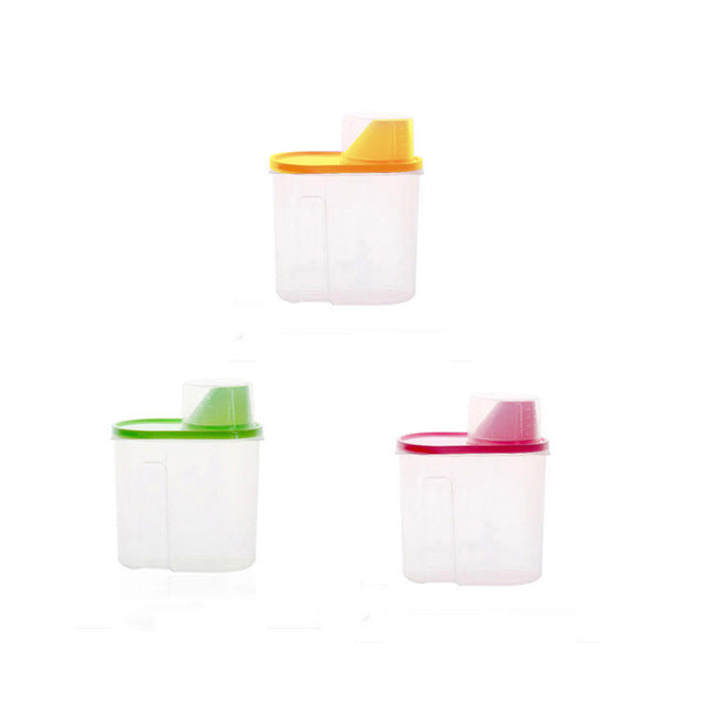 New Cereals storage seaked tank dumping of antibacterial storage jars kitchen tool - sellhotproducts