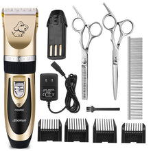 Cat Dog Hair Clippers Kit