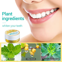 Tooth Whitening Powder 50g Fresh Dazzle Teeth Brighten Oral Hygiene Cleaning Tools Plaque Tartar Stains Remover