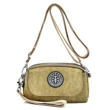 Ladies Messenger Bag Bolsa Feminina Waterproof Nylon Womens Shoulder Bags Crossbody Bag Hobo Handbags