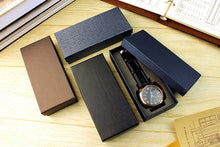Packing Boxes Clock Gift Case For Packaged Quartz Watches Convenient Watch Organizer