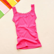 Ladies Slim Vest Top Women Clothes Breathable Knitted Tank Top Classic Undershirt Round Neck