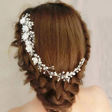 Handmade hair combs Bridal