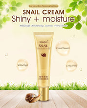 Snails Eye Cream Collagen Anti Wrinkle Anti Puffiness Instantly Ageless Remover Dark Circles Eye Firming Gel