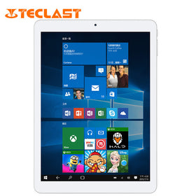 "Teclast X98 Plus II  9.7"" IPS Retina 2048*1536 Dual Boot Windows 10 + Android 5.1 Intel Z8300 Quad Core 4G RAM 64G ROM - Merimobiles"