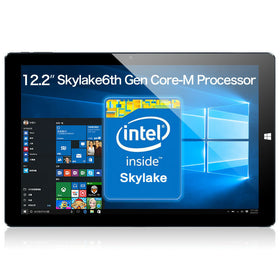 "Cube i9 12.2"" IntelSkylake Core M3 128GB ROM 4GB RAM Windows 10 - Merimobiles"