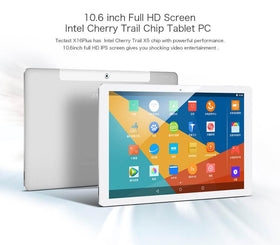 Teclast X16 Plus 2GB RAM 10.6 inch Cherry Trail Z8300 Quad Core 64bit OTG - Merimobiles