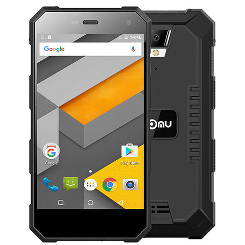 Nomu S10 Waterproof  Android 6.0 5 inch MTK6737T Quad Core 2G RAM 16G ROM 5000mAh Quick Charge OTG - Merimobiles