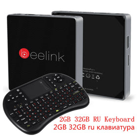 Beelink GT1 TV Box 4K Amlogic S912 Quad Core Android 6.0 2.4G + 5.8G Dual WiFi Bluetooth 4.0 2G DDR3 RAM 16GB - GlobalGadgetShop