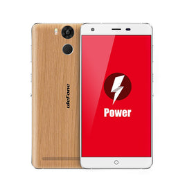 "UleFone Power MTK6753 1.3GHz Octa Core 5.5"" 2.5D 1920*1080 FHD 6050mAh Android 5.1 4G LTE *EUROLINE AVAILABLE* - Merimobiles"