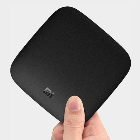 Xiaomi Mi Box Android TV Box 4K 60fps Amlogic Quad core Android TV 6.0 Cortex-A53 Mali-450 2GB 2.4/ 5G WIFI Global Version - Merimobiles