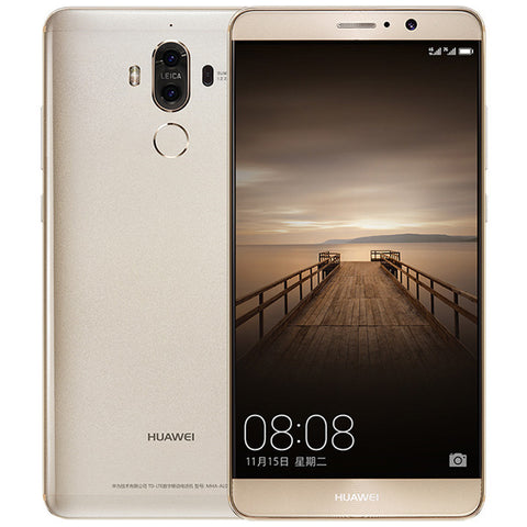 Huawei Mate 9 Android 7 Kirin 960 Octa Core  6GB/128GB Dual Rear Camera 20.0MP+12.0MP - Merimobiles