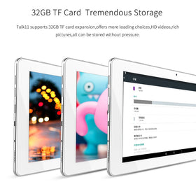 Cube Talk11 10.6 inch MTK8321 Quad Core 16GB Dual SIM GPS 5.0MP 3G Tablet - Merimobiles