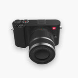 YI M1 Mirrorless Digital Camera with YI 12-40mm F3.5-5.6 Lens/42.5mm F1.8 Lens International Version - Merimobiles