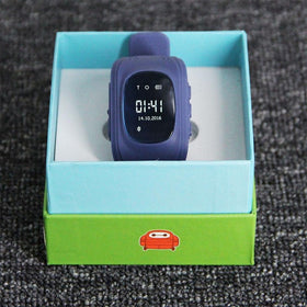 Children Smart Watch G36 Q50 GSM with GPRS GPS Locator Tracker Anti-Lost for iOS/Android