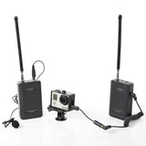 Saramonic Wireless Lavalier Camera Microphone SR-WM4C for DSLR/GoPro/Hero 4 3 3+ Action