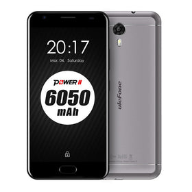 ULEFONE POWER 2  Android 7.0 4GB RAM 64GB 6050mAh MTK6750T 1.5GHz Octa Core 5.5 Inch FHD Screen