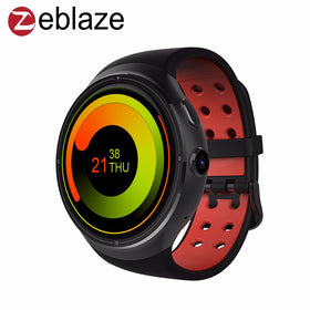 Zeblaze THOR 1.4inch Super AMOLED 400*400 CORNING Gorilla Glass3  1GB+16GB GPS Smartwatch