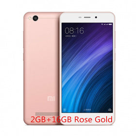 Xiaomi Redmi 4A Snapdragon 425 Quad Core CPU 2GB RAM 16GB ROM 5.0 Inch 13.0MP GLOBAL VERSION