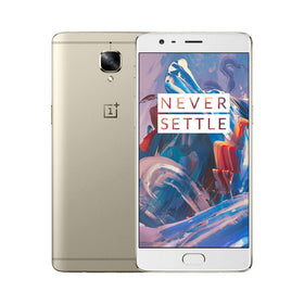 Oneplus 3 Three Oxygen OS 6GB RAM Snapdragon 820 Quad Core 64GB ROM 5.5 inch Dual SIM NFC 16MP - Merimobiles