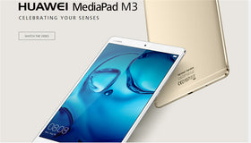 "Huawei MediaPad M3 8.4""  Android 6.0 2K Screen LTE/WIFI 4GB RAM Kirin 950 Octa Core 64GB/32GB Fingerprint 8.0MP - Merimobiles"