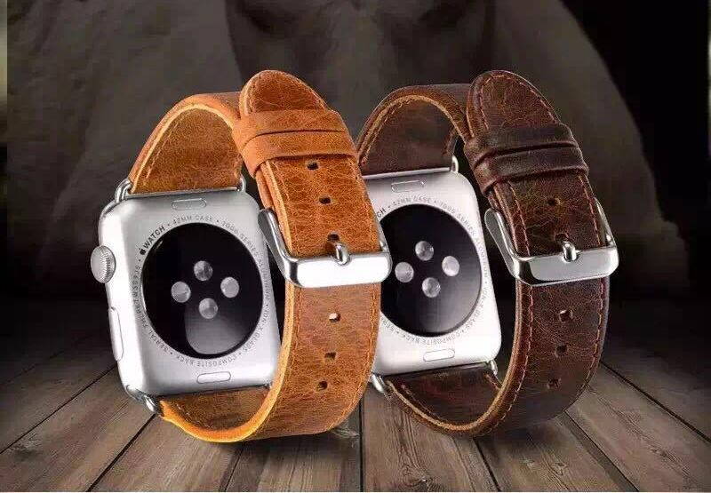 Dây da apple watch