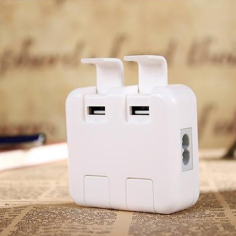 USB Charging 4-port Intelligent dáng sạc Macbook
