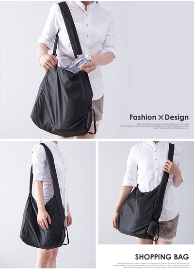 Shopping bag cuộn gọn
