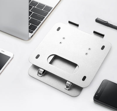 Macbook folded-stand