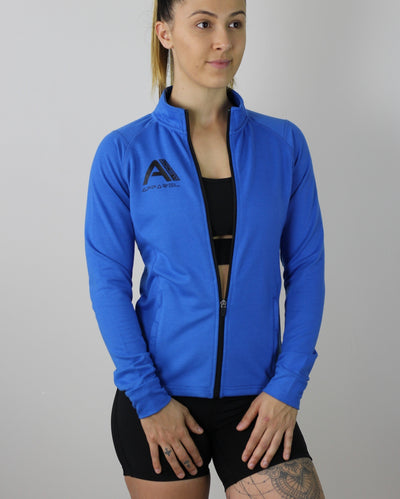 Ascent Ladies Zip Jacket
