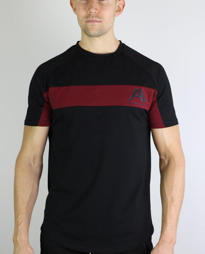 Ascent Stripe Tee Shirt