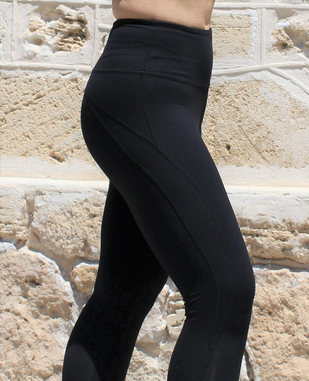 Capri Leggings (High Waisted)