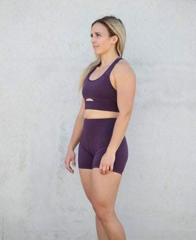 Ascent Sport's Crop Top