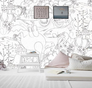 Jacinda Mural/Wallpaper