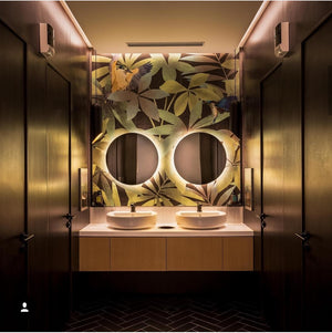 Bathroom - NZ Trade Central Building Shanghai - H Creates Design