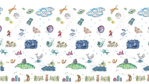 Whimsical - NZ Inspired Wallpaper Mural