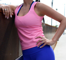 tank top dry fit - light pink - cocomon active wear