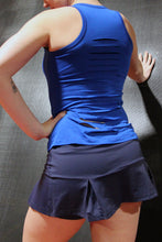 blue shorts womens gym clothes