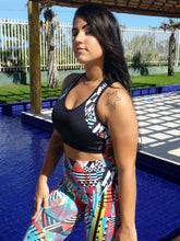 fashionable sport bra and activewear