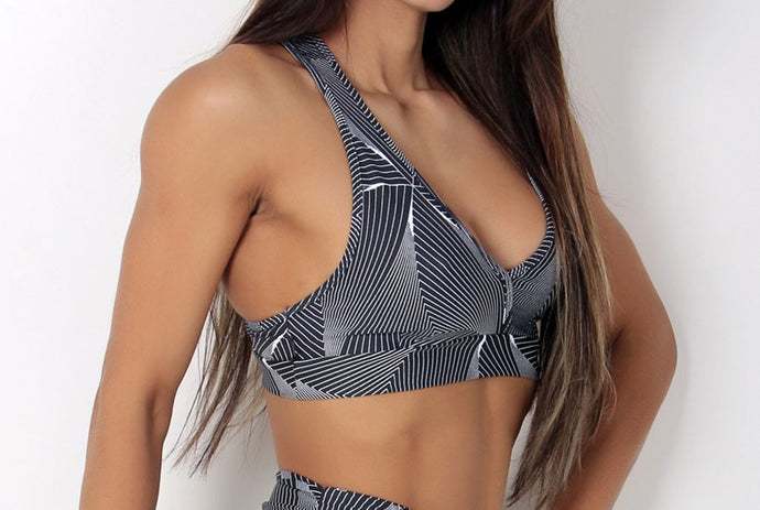 womens gym sport bra patterns