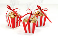 Mini Popcorn Favor Box (12 pieces) - Americasfavors