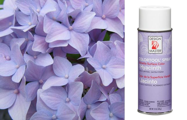 Hyacinth/Lavender Design Master Colortool Spray (762)